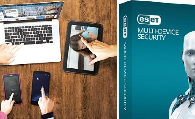 ESET ile hem cihazlarınızı koruyun hem de çocuklarınızı