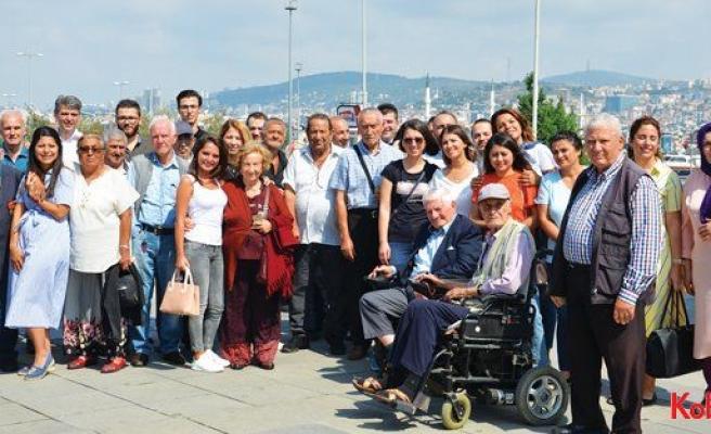 EWE Enerji çalışanları Maltepe Huzurevi sakinleriyle buluştu