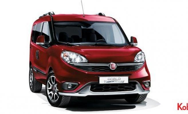 """Fiat Doblo """"Premio Plus"""" yenilendi"""