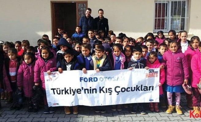 Ford Otosan'ın gönüllü ordusu iyilik peşinde