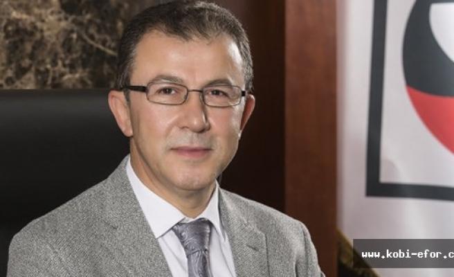 Gaziantep OSB Yönetim Kurulu Başkanı Deniz Köken; Türkiye'nin en büyük Organize Sanayi Bölgesi