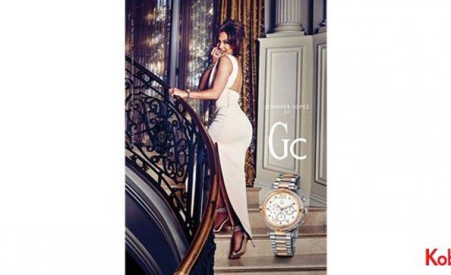 Gc Saatleri, yeni marka yüzü Jennifer Lopez ile karşımızda