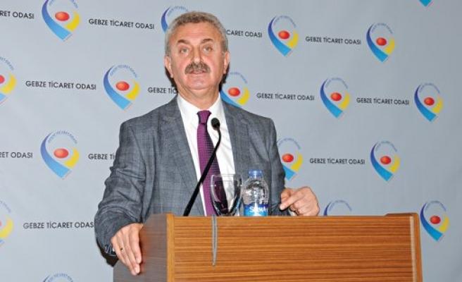 """Gebze Ticaret Odası Başkanı Nail Çiler; """"Gebze, büyükşehir statüsünde il olmalı"""""""