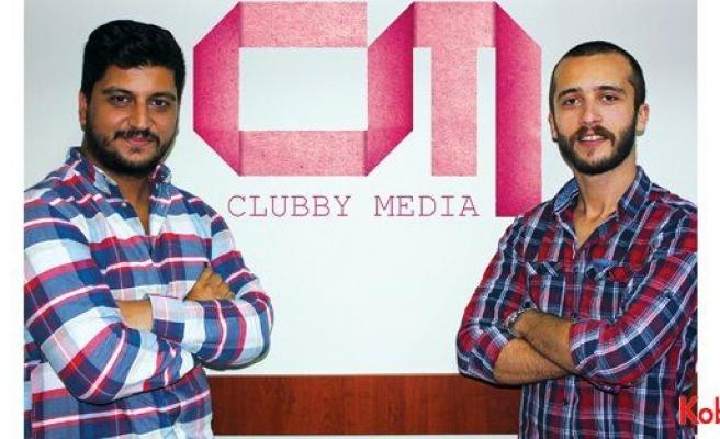 Genç ve girişimci sosyal medya ajansı; Clubby Media