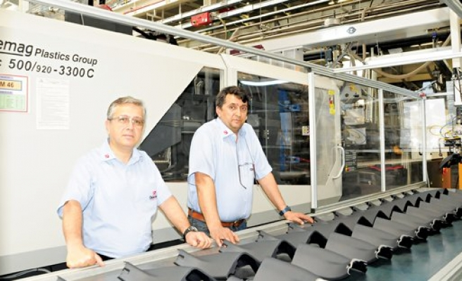 Güçsan, 2017'de yeni üretim tesisini hayata geçirecek