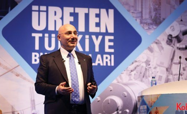 Halkbank, KOBİ'lerle Üreten Türkiye toplantılarında buluşuyor