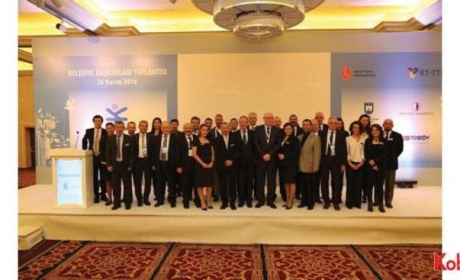 """""""Herkes için Kütüphane"""" Projesi toplantısı Ankara'da yapıldı"""