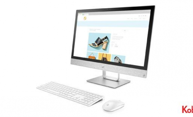 HP'den yeni masaüstü Pavillion All-In-One