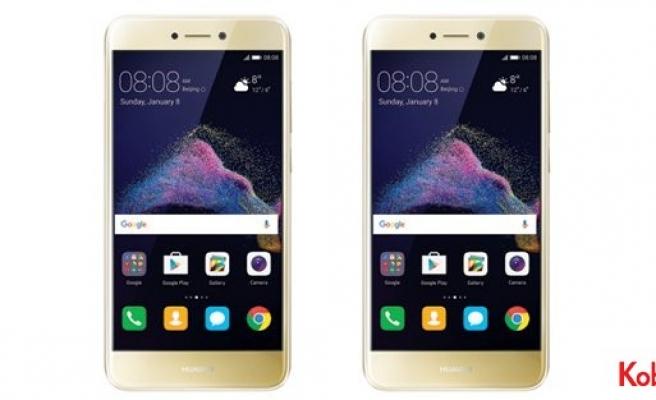 Huawei, P9 Lite'ın en yenisi Türkiye'de