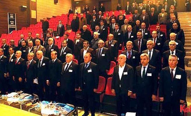 İkitelli OSB Genel Kurul'a geçti, Nihat Tunalı Başkan oldu