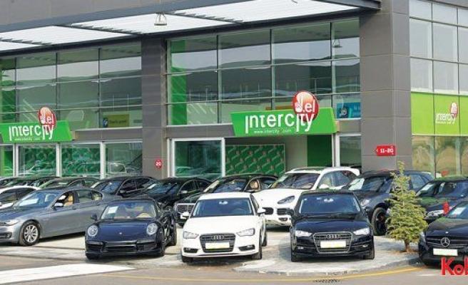 Intercity yeniden yüzde 100 yerli