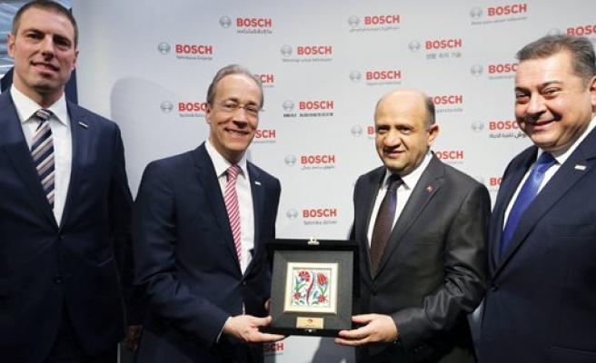 Işık, Bosch'un Endüstri 4.0 çalışmalarını Almanya'da inceledi