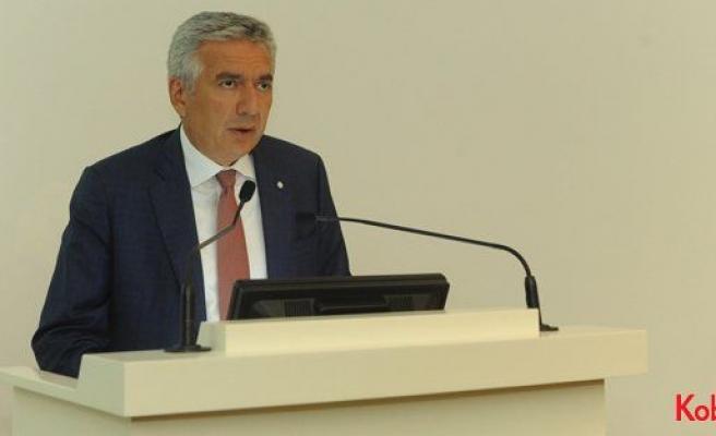 """İSO Başkanı Bahçıvan: """"Bankalar sanayiciye bakış açısını değiştirmeli"""""""