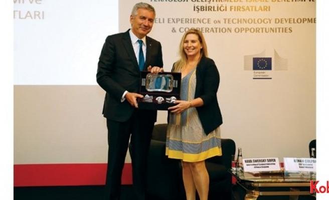 İSO, Türkiye ve İsrail iş dünyasını teknolojide işbirliği için buluşturdu