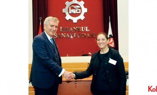 İSO'nun Başkanı yeniden Erdal Bahçıvan oldu