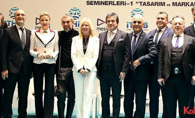 """İTHİB Başkanı İsmail Gülle: """"Türkiye'de tasarımı tabana yayacağız"""""""