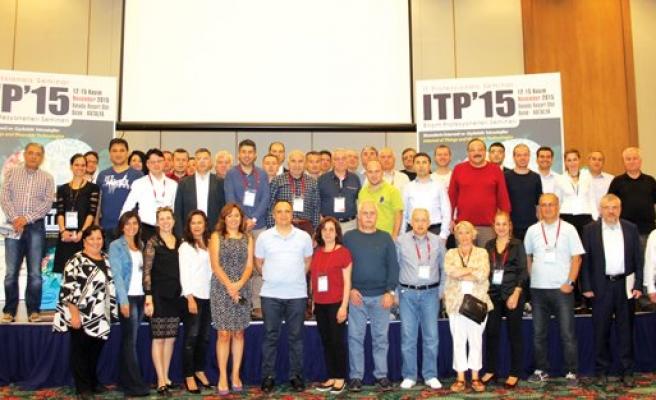 """ITP'15 Bilişim Profesyonelleri Semineri; """"Nesnelerin interneti ve giyilebilir teknolojiler"""""""