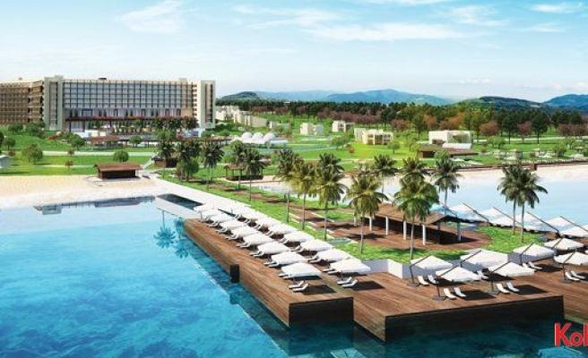 Keşfedilmemiş cennetin yeni incisi; Concorde Luxury Resort