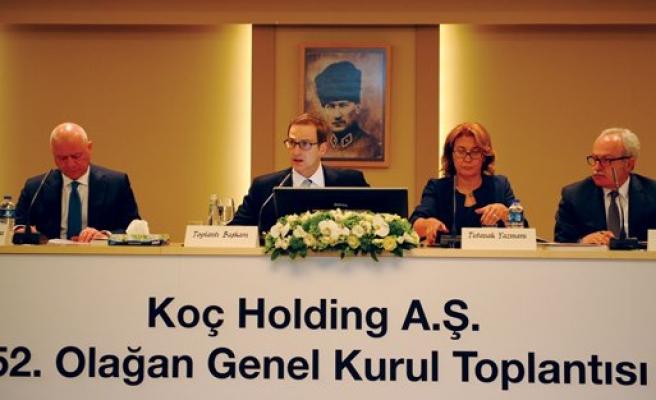 """""""Koç Holding'i global bir dünya şirketine taşıyacağız"""""""