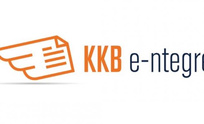 """Kredi Kayıt Bürosu  """"E-Fatura entegratörlük""""hizmetine başlıyor"""