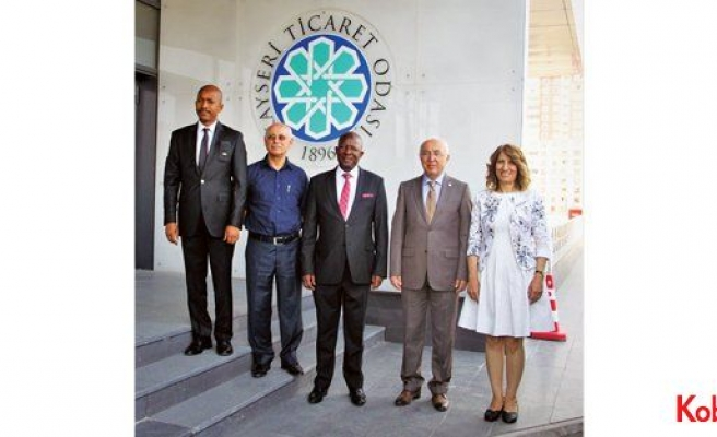 KTO: Güney Afrika Cumhuriyeti geldi