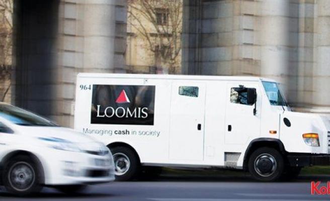 Küçük ve değerli paketler Loomis güvencesinde