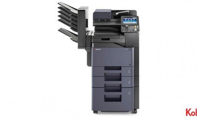 KYOCERA'dan 5 yeni çok fonksiyonlu fotokopi ürünü