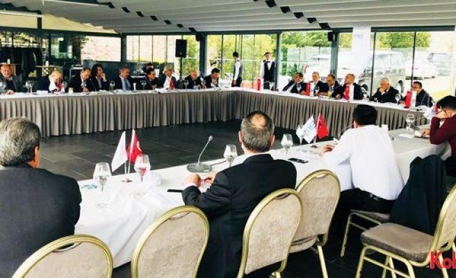 Maden sektörü, İMİB 42. yıldönümü toplantısında buluştu