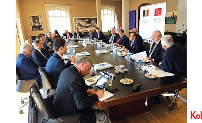 Marmara Grubu Vakfı ile Romanya'nın Yeni Strateji Merkezi İstanbul'da biraraya geldi