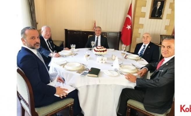 Marmara Grubu Vakfı Kıbrıs'taydı