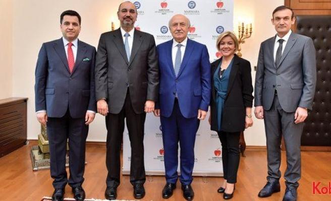 Marmara Üniversitesi ve Sabri Ülker Vakfı işbirliği