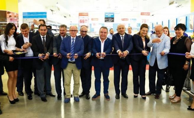 Metro Toptancı Market'ten 20 milyon Euro'luk yatırım