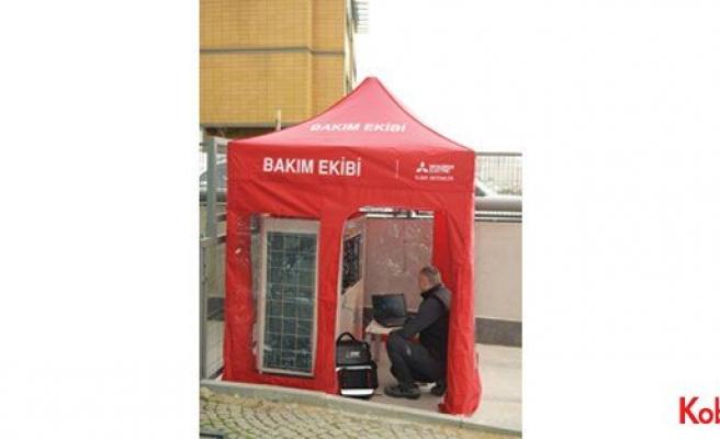 Mitsubishi Electric klima sektöründe bir ilke imza attı