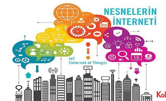 NESNELERİN İNTERNETİ IoT (Internet of Things)