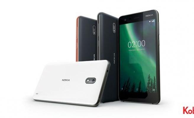 Nokia 2: Tek şarjla iki gün pil ömrü