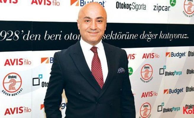 Otokoç Otomotiv Araç Kiralamadan Sorumlu Genel Müdür Yardımcısı İnan Ekici