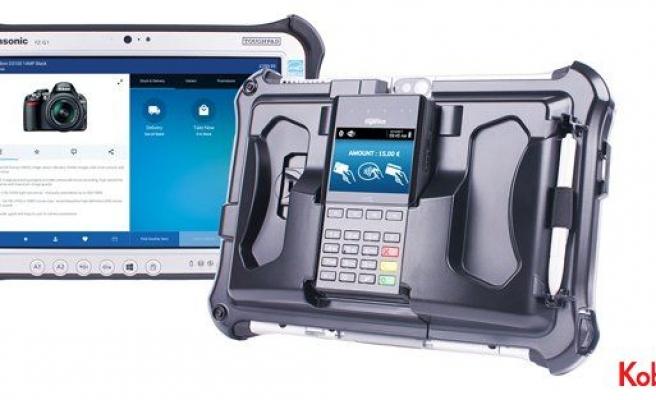 Panasonic Toughpad FZ-G1 için yeni çözümünü tanıttı