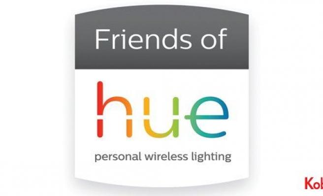 Philips Aydınlatma, 'Hue Arkadaşları' ile akıllı anahtar pazarına girdi