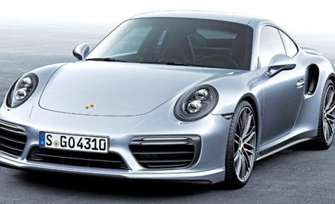 Porsche 911 Turbo ve 911 Turbo S