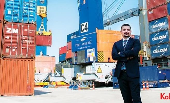 Port Akdeniz'den Uzakdoğu'ya aktarmasız doğrudan seferler başladı