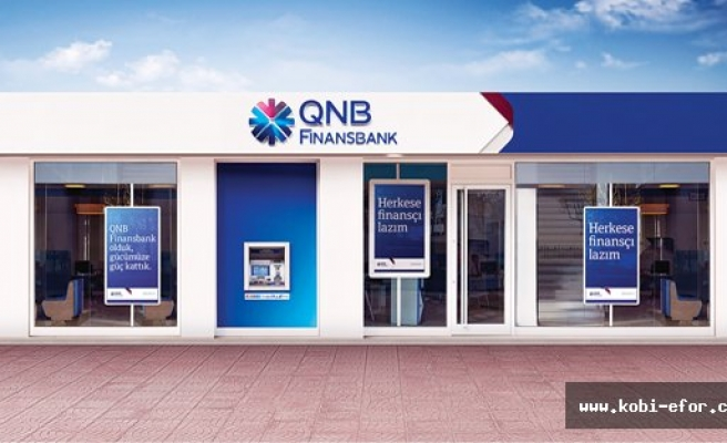 """""""QNB Finansbank olduk, gücümüze güç kattık"""""""