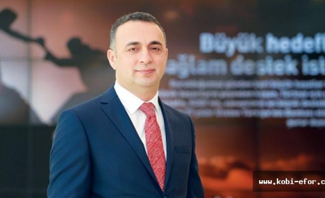 Reel sektörü destekledi büyümenin aktörü oldu; HALKBANK