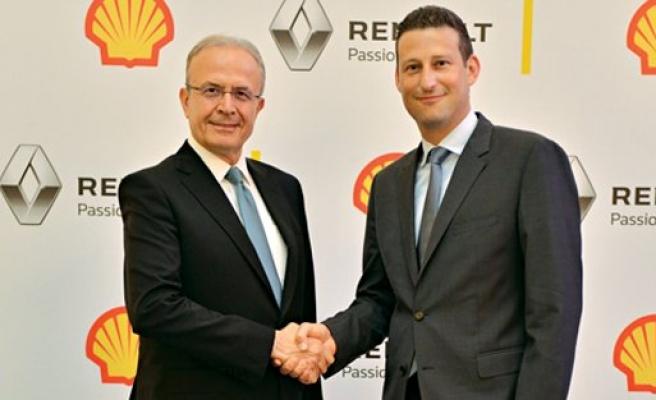 Renault ve Shell'den işbirliği