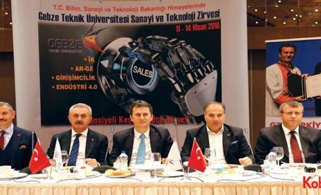 Sanayi ve üniversite GTÜ'de buluşacak