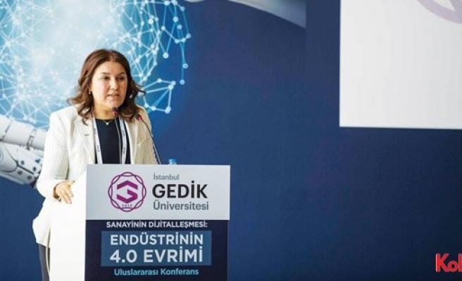 Sanayinin Dijitalleşmesi Konferansı İstanbul'da yapıldı