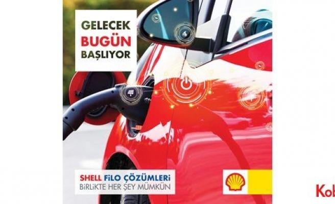 Shell, Mobiliz ile bir ilke daha imza attı