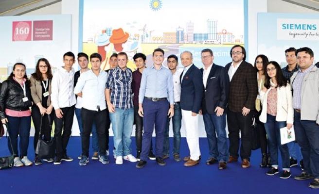 Siemens Kariyer Şenliği