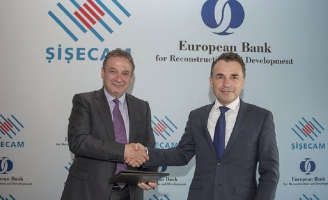 Şişecam ve EBRD, Şişecam Çevre Sistemleri A.Ş.'yi kurdu