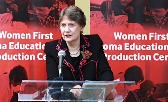 """""""Soma'da Önce Kadın"""", BM ülkelerine anlatıldı"""