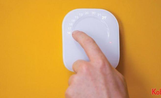 Somfy'den akıllı termostat teknolojisi; evlerde enerji verimliliği